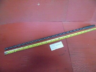 """Cleveland 1/2"""" No2 MT Extra long drill"""