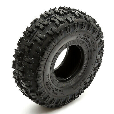 TYRE TIRE 4.10-4 Knobbly Off Road Deep Tread Gokart Buggy Petrolscooter Minimoto
