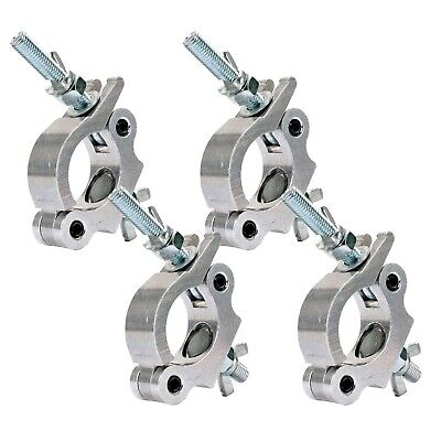 "American DJ CL-250 Pro Style Wrap Around Clamps Fits 2"" Truss Pipe (4 Pack)"