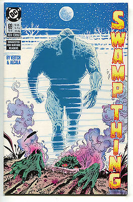 Swamp Thing 69 DC 1988 NM Rick Veitch Moon Parliament of Trees