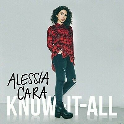 Know-It-All - Alessia Cara (2016, CD NUEVO)