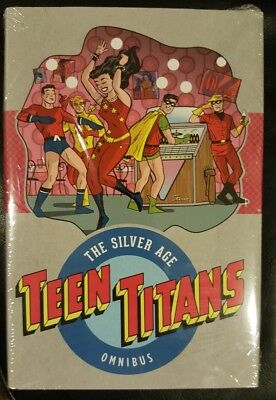 The Silver Age Teen Titans Omnibus SEALED