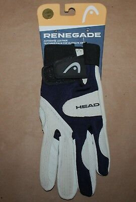 Renegade Head Authentic Leather Left M Glove New in Package
