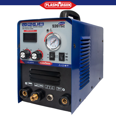 MMA/TIG/CUT 200A welding machine 230V 50A plasma cutter 3IN1 Multifunction weld