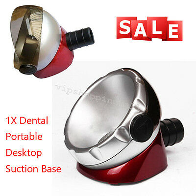 Clinic Dentist Dental Desktop Suction Base for Skilled Workers Dust Collector