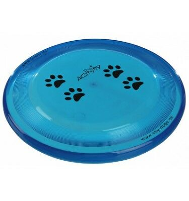 TRIXIE Dog Disc in Plastica