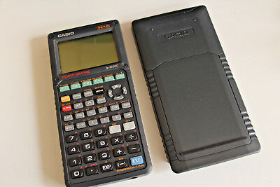 Casio Fx-9750G Graphic Calculator.