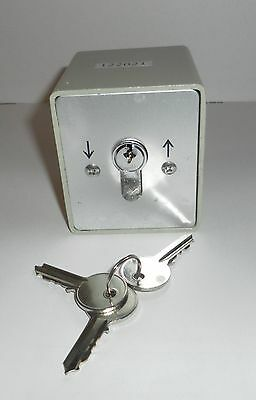 Roller Shutter Key Switch With Three Keys