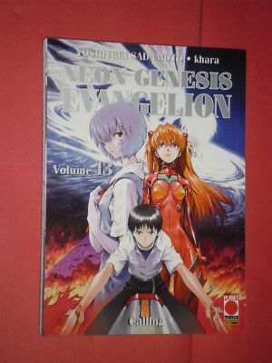 NEON GENESIS EVANGELION COLLECTION NEW- N° 13 -in 1° edizione YOSHIYUKI SADAMOTO