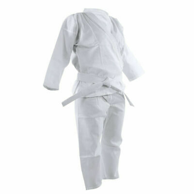 Gym Power Divisa Karate e Cintura Kimono Karategi Uniforme Uomo Bambino Cotone