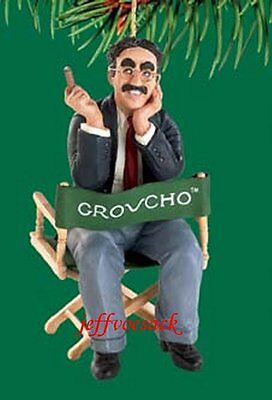 Groucho Marx    Carlton Cards 2004 Ornament