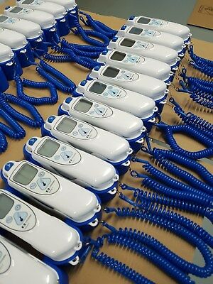 GENIUS 2 Ear Thermometers x100 (EXCELLENT CONDITION. CERTIFIED/WARRANTY)