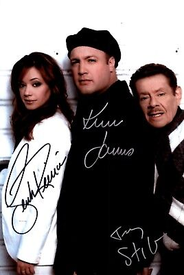 King of Queens - Kevin James - Leah Remini - Jerry Stiller - Repro - F 12 UH
