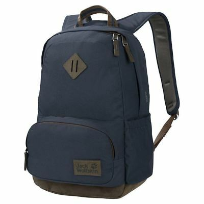 NEW Jack Wolfskin Croxley Backpack - Night Blue
