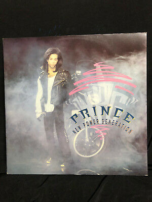 PRINCE-OUT OF PRINT-New Power Generation/Melody Cool Extended Remix UK Import NM