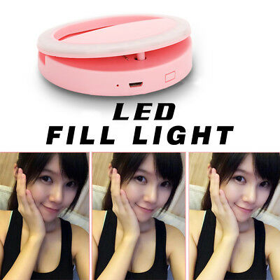 36 LED Selfie Ring Fill Light Camera Photography For Android iphone Cell Phone