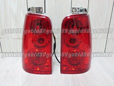 REAR SIDE TAIL LIGHT LED fit for TOYOTA Corolla STATION WAGON 93-97 Red #88