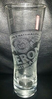 Rare Collectable Peroni Nastro Azzurro 300Ml Beer Glass In Great Used Condition