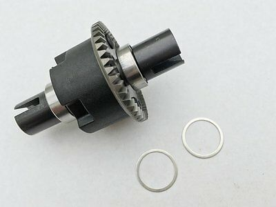 Thunder Tiger RC Buggy Bushmaster Parts Rear Complete Diff PD9369