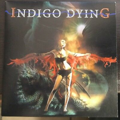 Indigo Dying Self Title Cd cardboard sleeve Promo Mint 2007 Frontiers Records