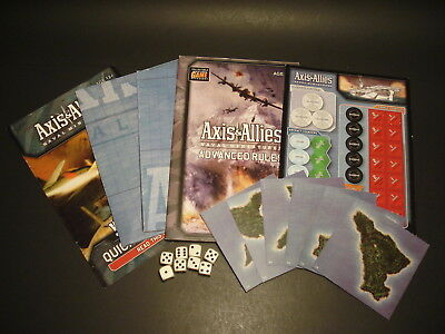 Axis and Allies Naval Minature - War at Sea CMG Accessory Starter Set (No Ships)