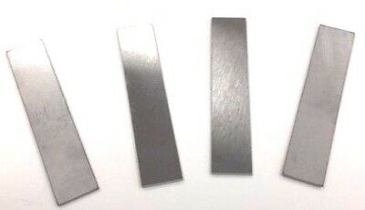 Focus ST225 Laser Cut Stainless Steel Block Mod Shims x 4