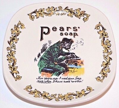 Pears Soap Dish Lord Nelson Pottery