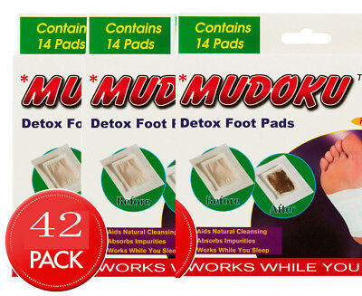 The Mudoku Detox Foot Pads