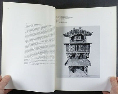 Han Dynasty Chinese Antiques - China House Gallery 1979 Exhibit Catalog