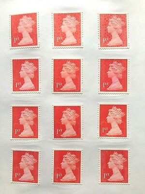 Unfranked GB Stamps off Paper 1st & 2nd class BEST QUALITY Buy 10 - 100 FREEPOST