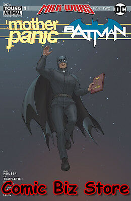 Mother Panic Batman Special #1 (2018) 1St Printing Dc Universe Bagged & Boarded