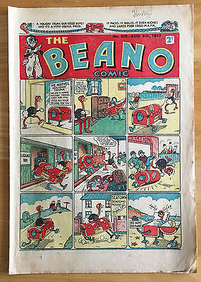 The Beano Comic August 9 1947 Lord Snooty Pansy Potter Fine January Sale!