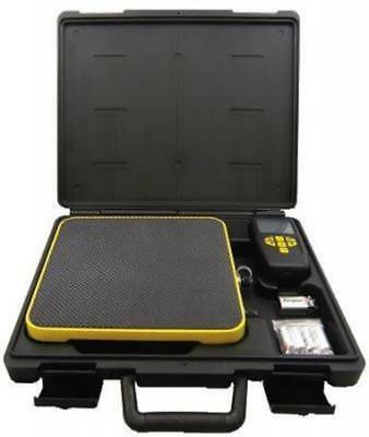 CPS CC840RF COMPUTE-A-CHARGE Wireless Programmable Charging Scale R410A w/case
