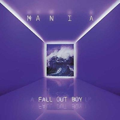 FALL OUT BOY - MANIA  (LP Vinyl) sealed