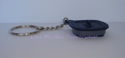 Tupperware Key Chain Miniature MicroPro Grill Collectible New