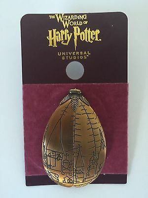 Wizarding World Of Harry Potter Tri Wizard Cup Golden Egg Metal Trading Pin