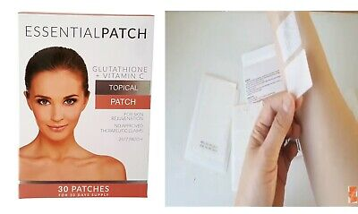 Glutathione Patch Essential Patch 60 pcs , 120 , 180 Patches 500mg
