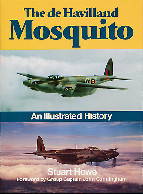 The de Havilland Mosquito - An Illustrated History (Aston Publications) - New