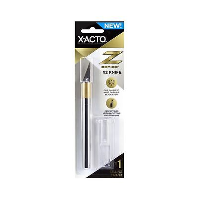 X-ACTO  Z-Series #2 Precision Knife with Cap (XZ3602)