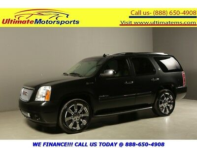 2012 GMC Yukon 2012 DENALI HYBRID 4x4 NAV LEATHER HEAT/COOL SEATS 2012 GMC YUKON DENALI 4x4 NAV LEATHER HEAT/COOL SEATS RCAM 7PASS BLACK