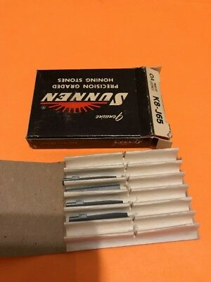 NEW (Box of 4) Sunnen K8-J65 Honing Hone Stone Silicon Carbide 280 Grit
