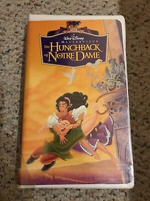 walt disney the hunchback of notre dame new animated