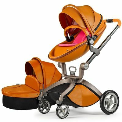 New Baby Stroller 3 in 1 Hot Mom travel system Light Weight Portable Folding