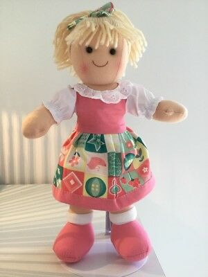 Hannah Rag Doll, Hopscotch Collectibles