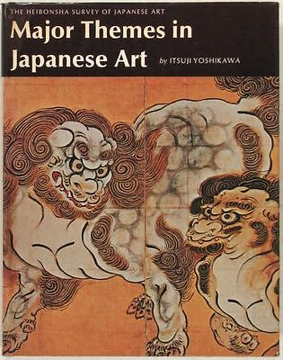 Antique Japanese Art & Architecture - Major Themes, Symbols + Understanding