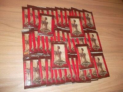 45 Boosters Corunea Role Card Game 450 Cartes A Jouer (2007) Display