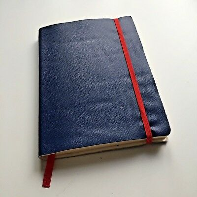 """POCKET TRAVEL/BULLET JOURNAL 120x170MM (5""""x7"""") PLAIN PAGES NOTEPAD NOTEBOOK"""