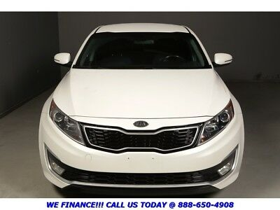 "2012 Kia Optima 2012 HYBRID 36+MPG LEATHER KEYLESS BLUETOOTH 16"" 2012 KIA OPTIMA HYBRID LX LEATHER PWR SEAT KEYLES BLUETOOTH PEARL WHITE"