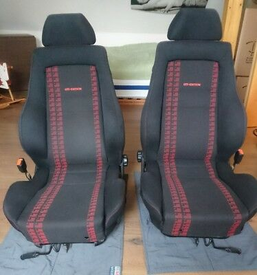 vw golf gti edition ausstattung sitze recaro vr6 16v 1 8t. Black Bedroom Furniture Sets. Home Design Ideas
