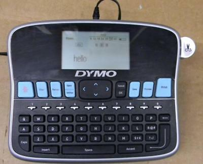 Dymo Rechargeable Label Maker #360D With Power Adapter